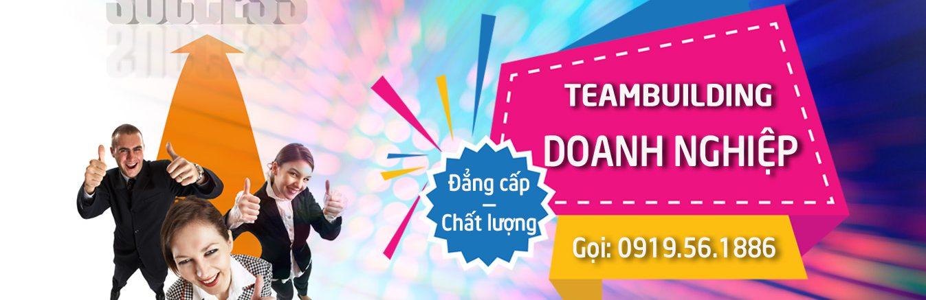 Team Building Doanh Nghiệp - Công Ty Teambuilding